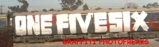 ONE FIVE SIX