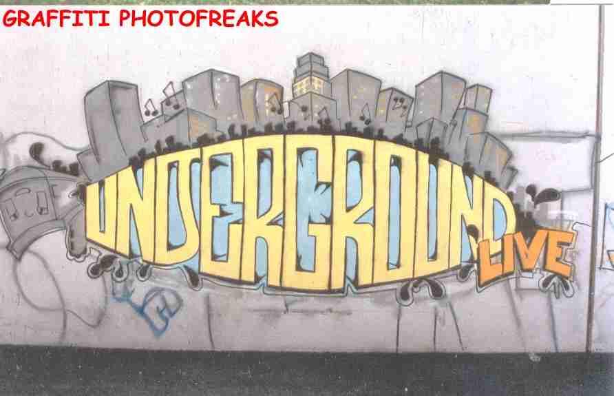 UNERGROUND LIVE